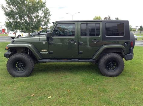 jeep dark green dark green jeep jk pictures to pin on pinterest pinsdaddy