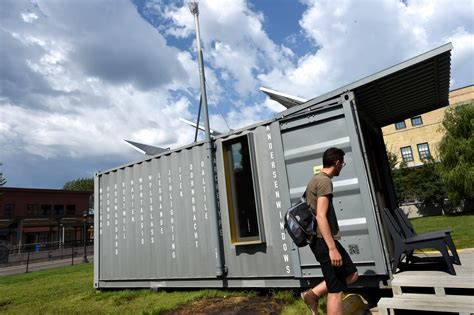 tiny houses show coming to st paul a neighborhood of tiny houses