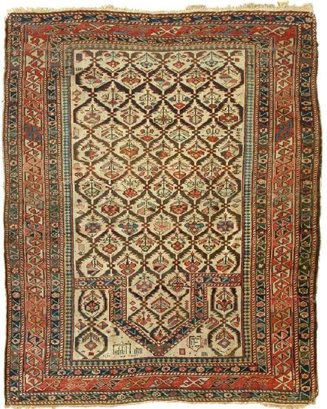 tappeti caucasici prezzi tappeto marasali caucasico antico datato 1313 egira