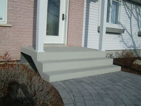 recouvrement patio beton stucco et joints simon gince inc services finition de