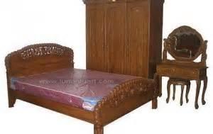Pigura Mawar Anggur kamar tidur set jati ukir anggur kamar set jati jepara
