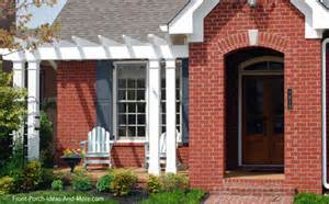 Used Porch Awnings Patio Ideas To Expand Your Front Porch