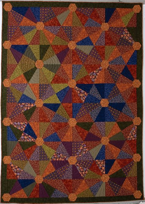 Creek Quilting by Quilts Galleries Chiaverini