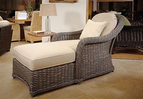 wicker chaise lounge indoor comfy indoor classic wicker chaise