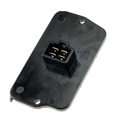 heater resistor mg zs heater blower motor fan resistor for honda rover 200 100 45 25 mg zr zs jgh10002 ebay