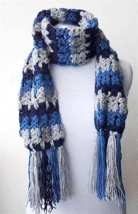 imagenes de cuellos a crochet imagui bufandas hechas a mano para todos los gustos