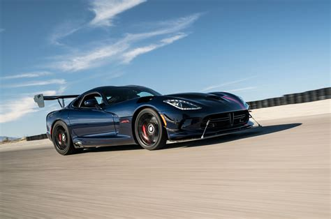 viper out 25th anniversary special edition dodge vipers already sold