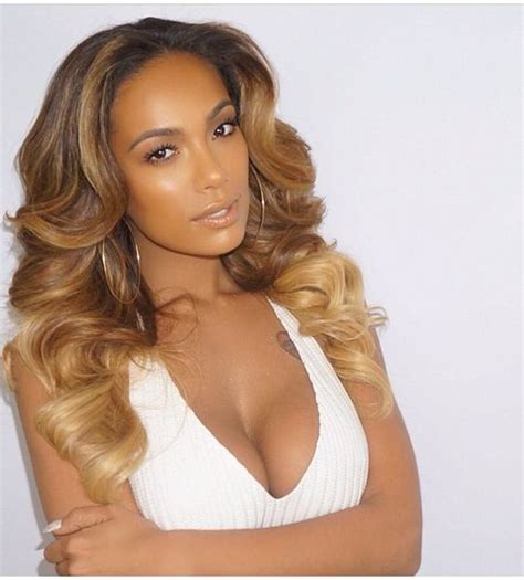 what color is erica menas hair extensions quality wigs and body wave on pinterest
