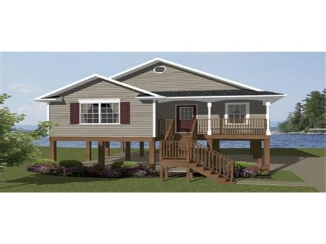 elevated house plans on pilings raised beach house plans beach house plans on pilings house plans on stilts