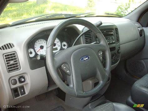 small engine service manuals 2001 ford escape interior lighting 2001 ford escape xls v6 4wd interior photo 51293872
