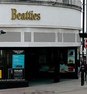 house of fraser calls time on burton s beatties