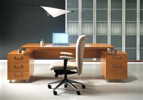 Houzz Office Desk Wood Executive Office Desk By Uffix Modern Desks And Hutches
