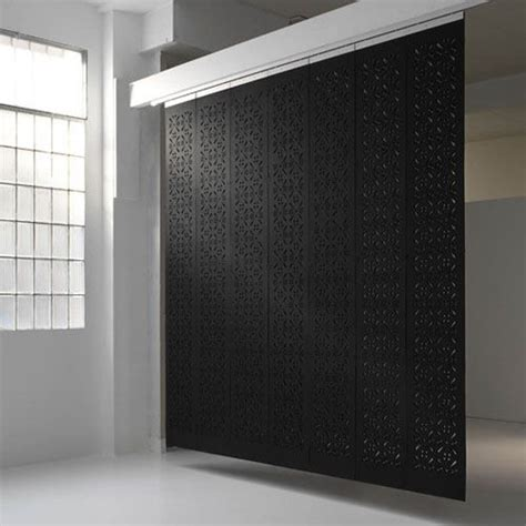 ceiling room dividers room divider coming from the ceiling cadre creative
