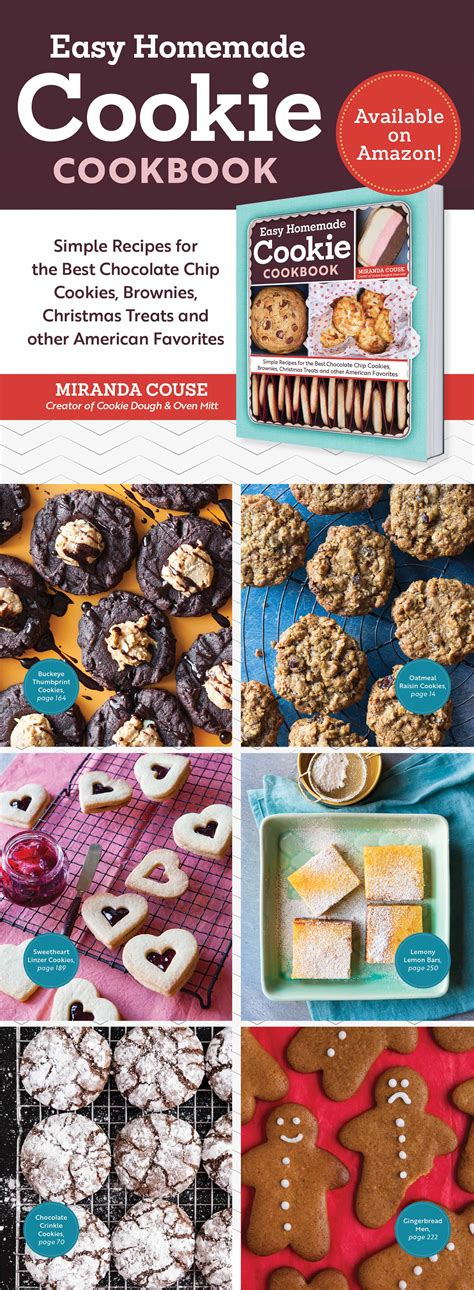cookie cookbook a guide on basic cookie recipes and guidelines books easy cookie cookbook cookie dough and oven mitt
