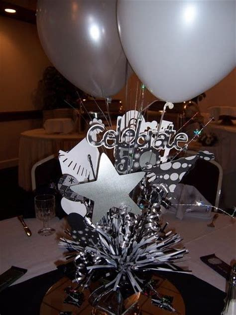 centerpieces on 1000 ideas about 50th birthday centerpieces on