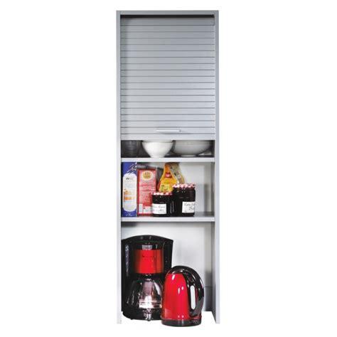 meuble de cuisine aluminium largeur 40 cm hauteur 123 6 cm