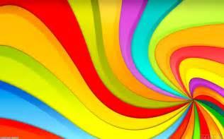 Rainbow colors wallpaper 6112 open walls