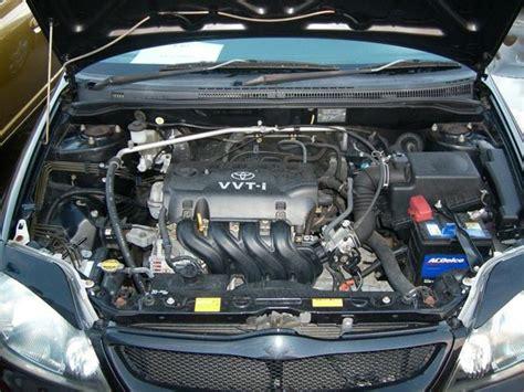 2001 Toyota Corolla Engine 2001 Toyota Corolla Runx Pictures 1500cc Gasoline Ff