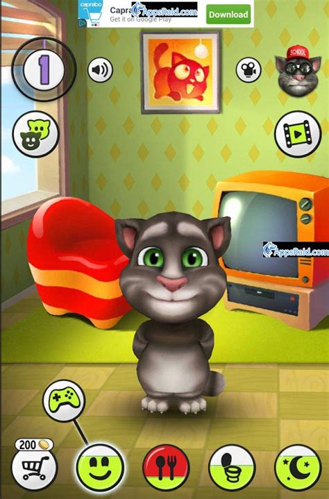 My Tom my talking tom android apps tunewap