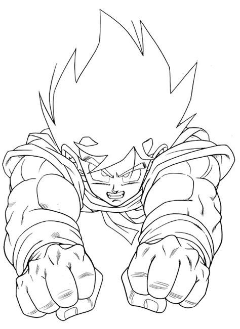 Os Melhores Desenhos Para Colorir Do Dragon Ball Z S O Imagens Para | desenhos do goku para colorir desenhos para colorir