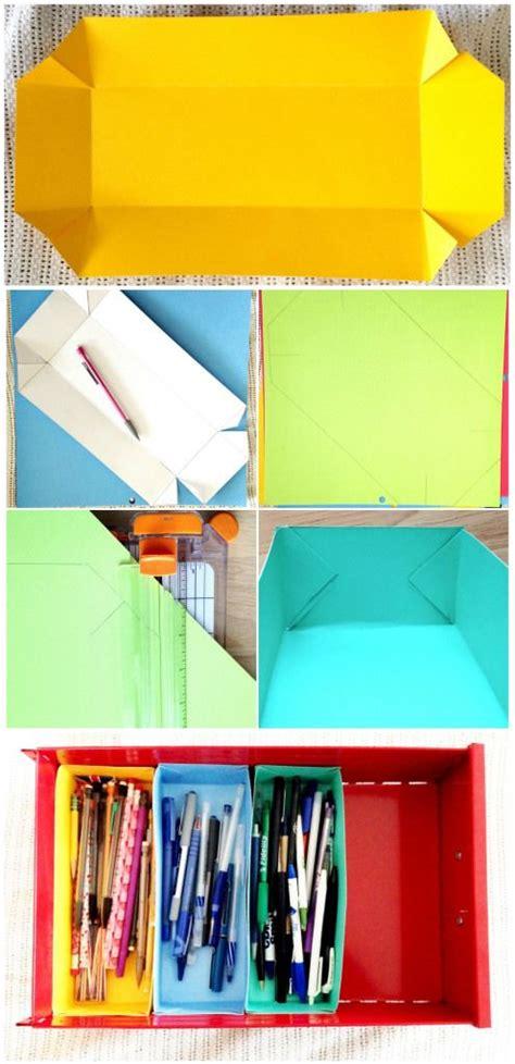 diy desk drawer 25 best ideas about desk drawer organizers on