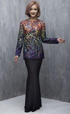 Zenna Ribbon Dress Atasan Blouse Baju Batik Fashion Wanita fesyen baju raya terkini 2016 fesyen trend terkini baju kurung