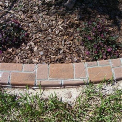 Concrete Landscape Edging Jacksonville Fl Best Concrete Edging In Jacksonville