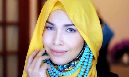 tutorial hijab ala wanita arab tutorial hijab dengan gaya dan model ala putri kerajaan arab