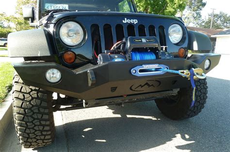 Jeep Wench Jeep Wrangler Winch Pictures Winch Bin