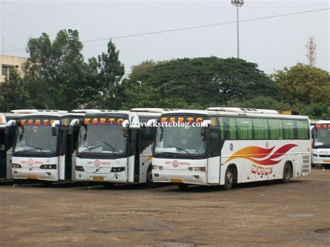 Sleeper Buses From Bangalore To Pondicherry by Pin Ksrtc Volvo Buses From Bangalore To Pondicherry On