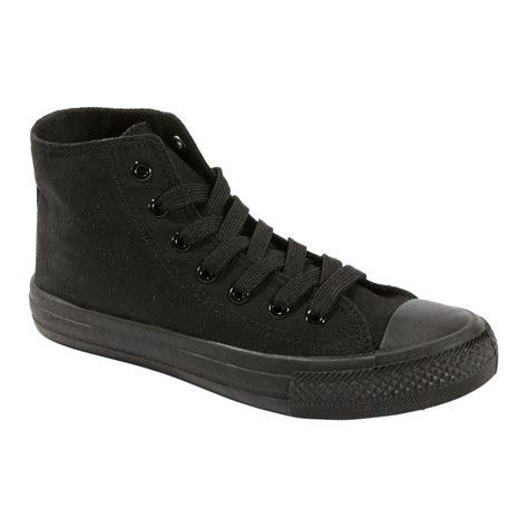 high top canvas shoes kmart