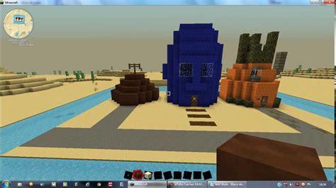 9285 Lucky Maxy minecraft constru 231 245 es mostrando a casa do bob esponja