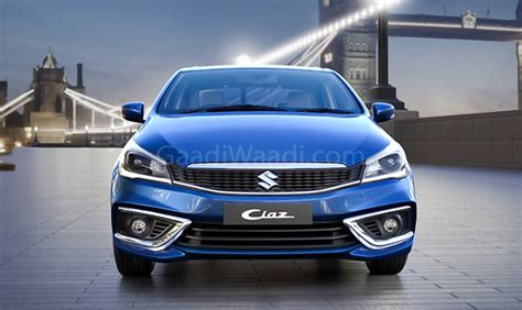 Maruti Suzuki 2020 by Maruti Ciaz To Get 1 5l Bs6 Diesel Engine In Early 2020