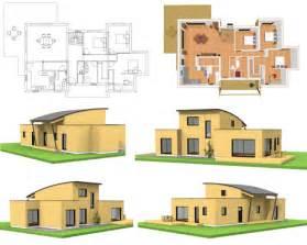 plan 3d interieur et exterieur