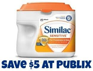 Www Similac Com Giveaway - similac formula coupon to match our publix sale save 5