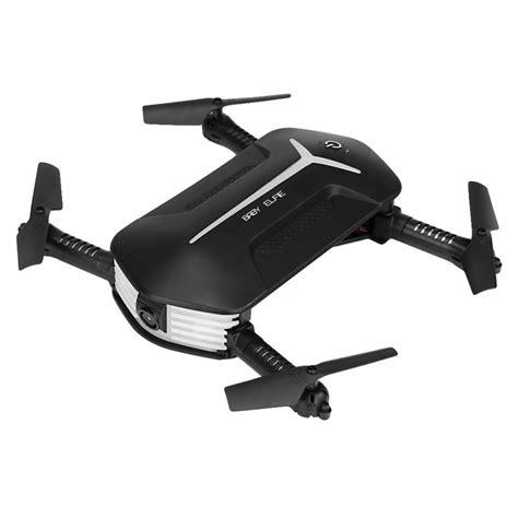 Drone Jjrc Elfie jjrc h37 mini baby elfie wifi fpv foldable drone with hd 720p rc quadcopter rtf black