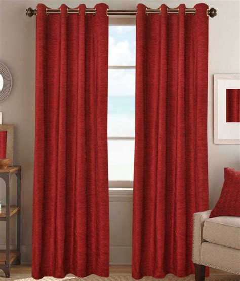 long door curtains online desirica single long door eyelet curtain buy desirica