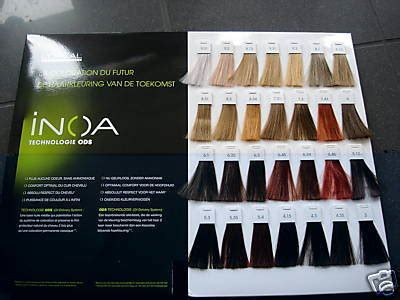 inoa hair color shade chart best hair color 2017 inoa от l oreal подробности hairtrend