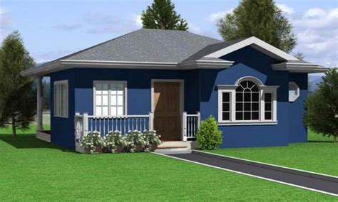 builder home plans build low cost home modern house plan modern house plan