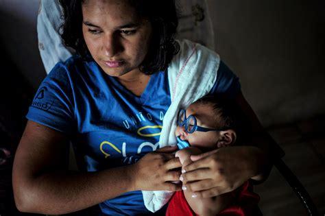 Zika Jumbo for brazil s zika families a of struggle and scares