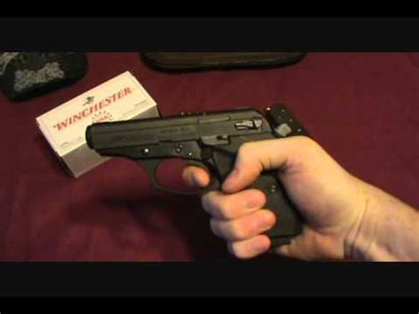 bersa thunder .380 concealed carry review youtube
