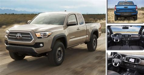 new toyota truck toyota details new 2016 tacoma pickup truck 75 pics video