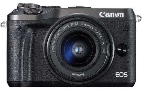 Kamera Canon M6 canon eos m6 kameras canon deutschland