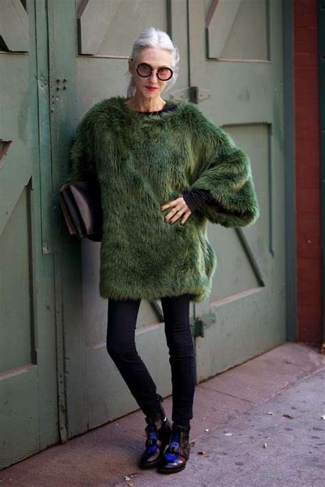old and stylish fashion is wasted on the young take a style cue from grandma