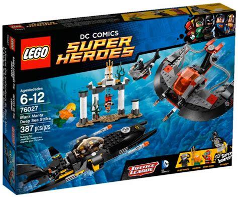 Sale Lego 76027 Heroes Black Manta Sea Strike 2015 lego dc black manta sea strike 76027 photos bricks and bloks