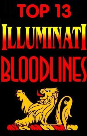 13 illuminati families 13 satanic bloodlines of the illuminati alternative