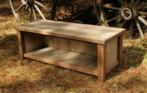 Rustic Entryway Benches Rustic Reclaimed Mudroom Entry Bench By Echopeakdesign On Etsy