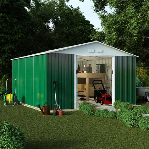 Aluminium Sheds Uk by Garden Sheds Garden Buildings Storage Free Delivery