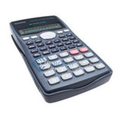 Calculator Scientific Casio Fx 82ms casio scientific calculator fx 100ms original cbpbook