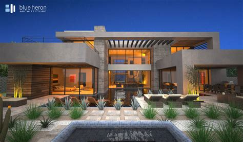 blue heron homes in henderson nv offer modern designs